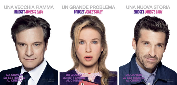 Chi è il padre? Il secondo trailer di Bridget Jones's baby