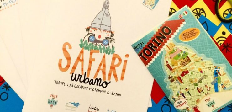 Safari Urbano family friendly: scopriamo la città a piccoli passi.