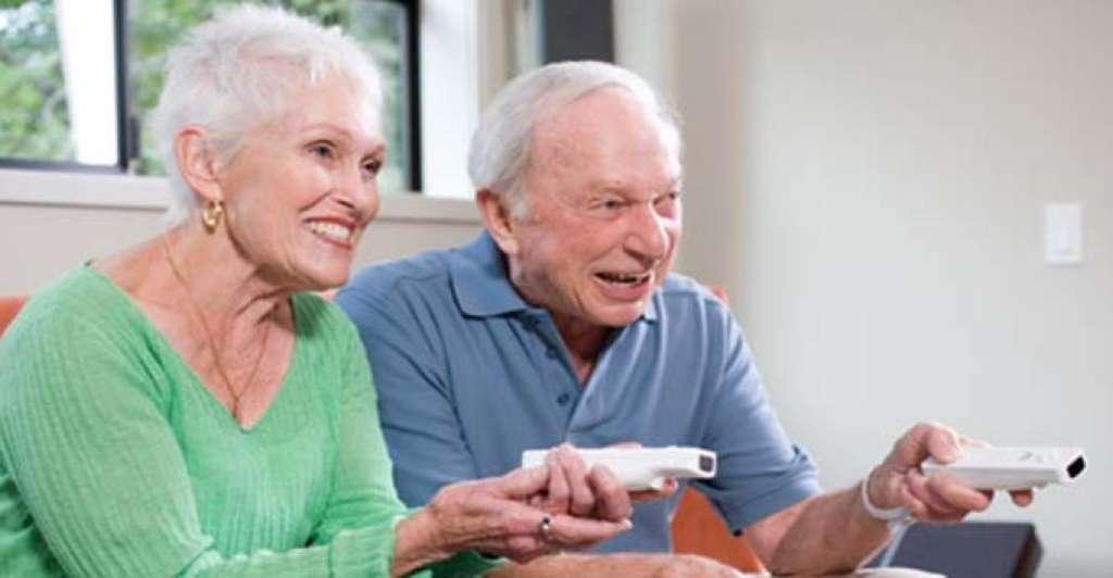 anziani e videogiochi
