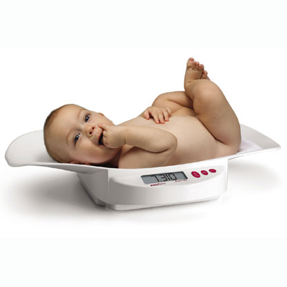 bilancia neonati