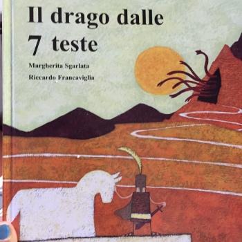 libro drago a 7 teste
