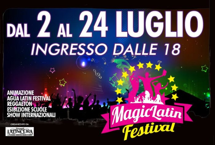 Magic Latin Festival a Rainbow Magicland_Gallery