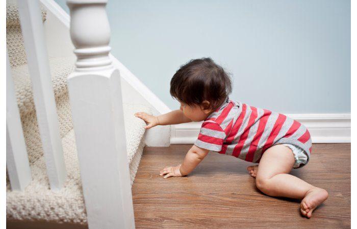 sicurezza in casa_ bambino