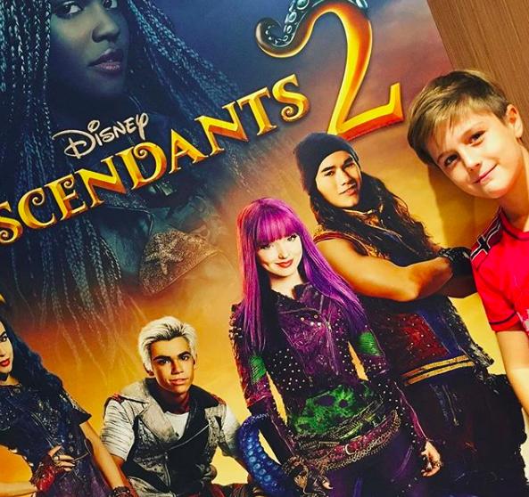 descendants 2 recensione