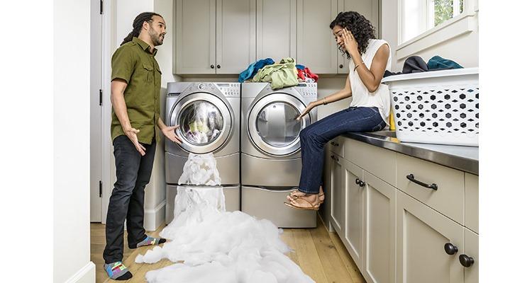 fare bucato