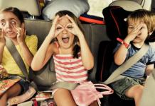 viaggiare con i bambini in auto suggerimenti