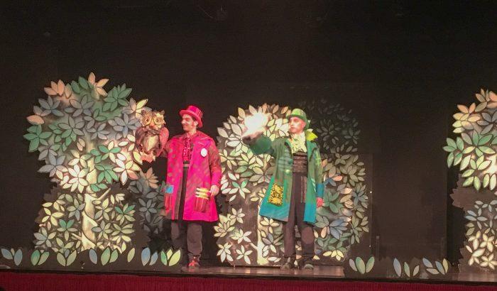 Teatro Verde scuola di magia