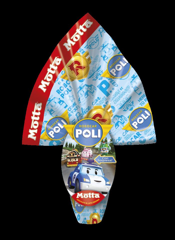Uovo Robocar Poli_Motta