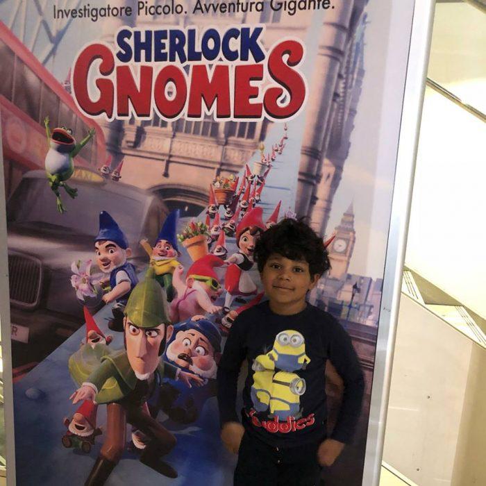 sherlock gnomes recensione