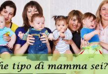 tipologie di mamme