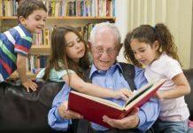 a scuola con i nonni