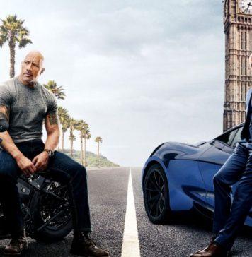 Fast & Furious. Hobbs & Shaw