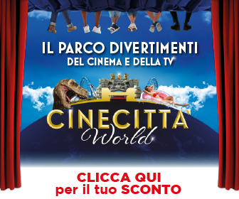 coupon sconto cinecittà world