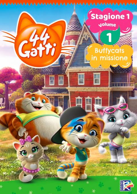 44 Gatti home video
