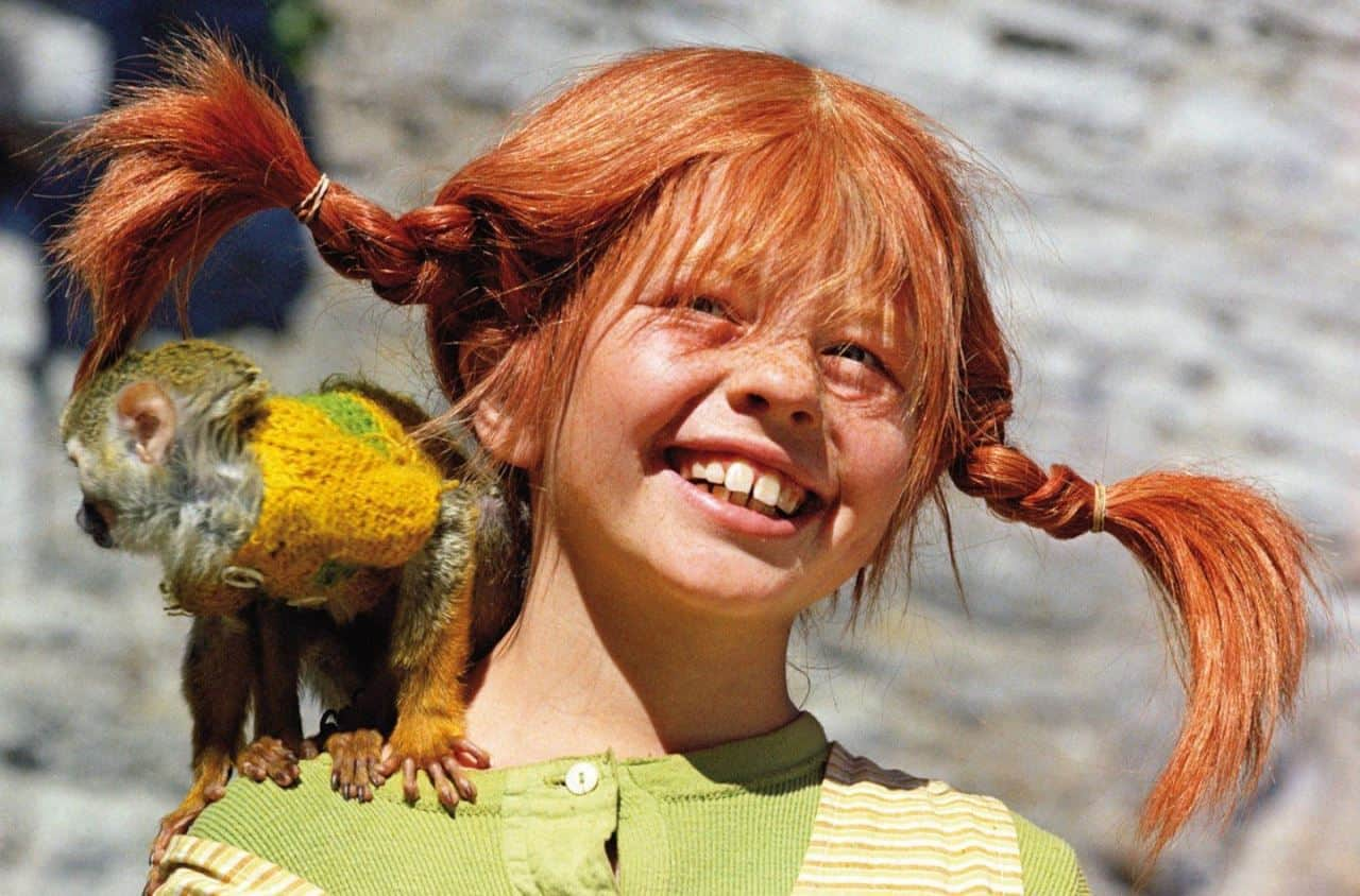 Le fantastiche avventure di Pippi Calzelunghe in home video