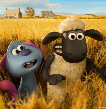 Shaun vita da pecora: farmageddon. Il film.