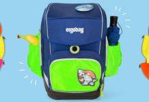 zaini per la scuola ergonomici
