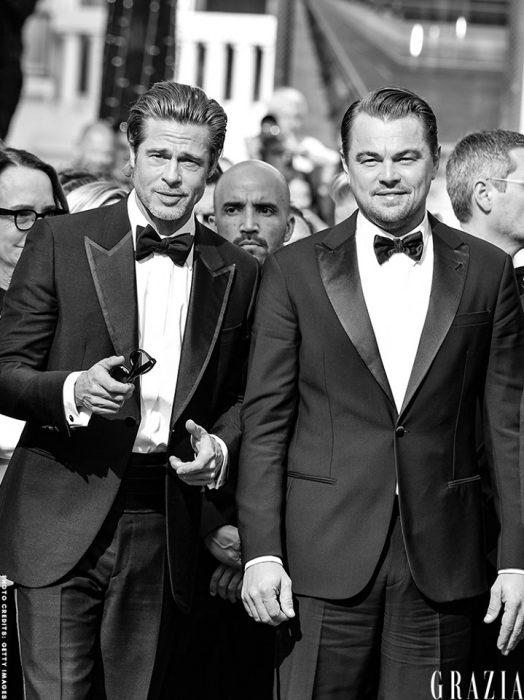 Brad Pitt Leo Di Caprio
