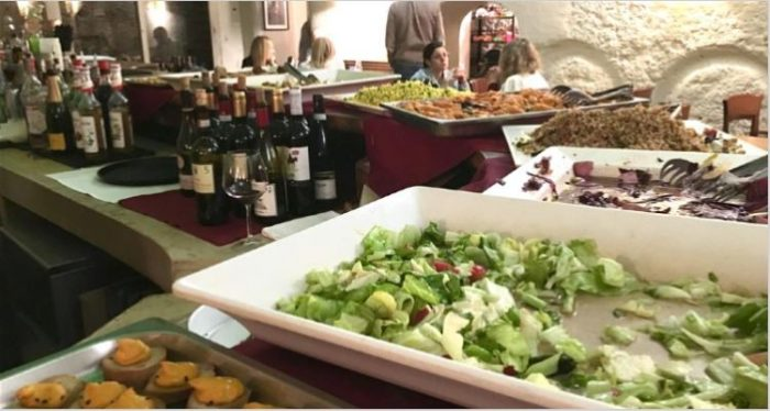 buffet ketumbar