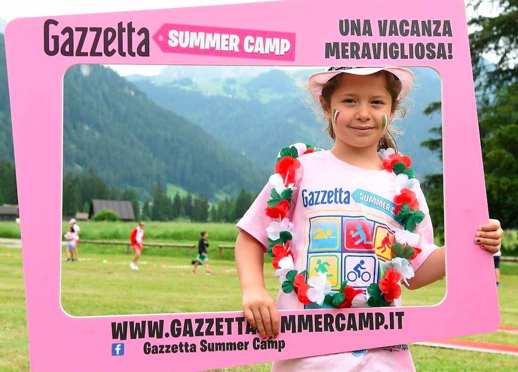 Gazzetta Summer Camp 2019