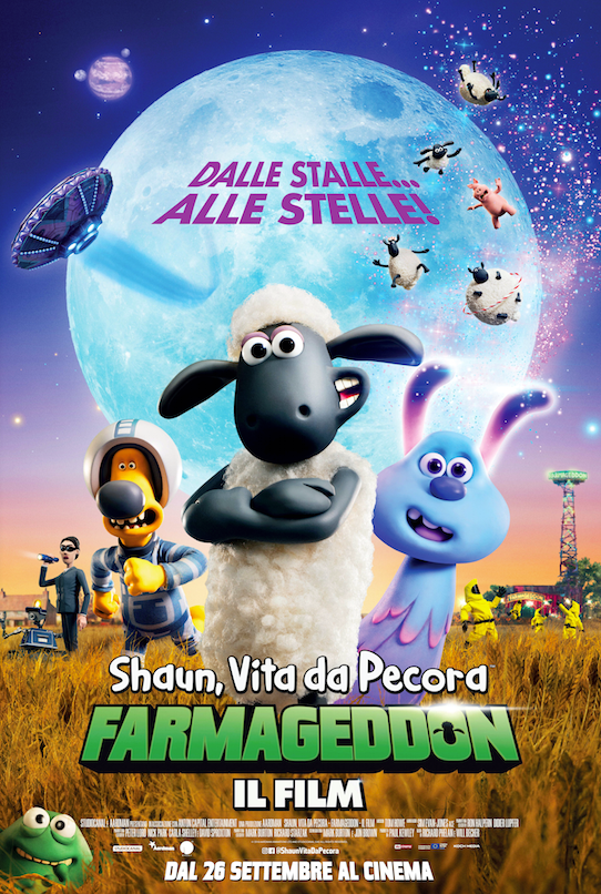 Shaun, vita da pecora: Farmageddon il Film