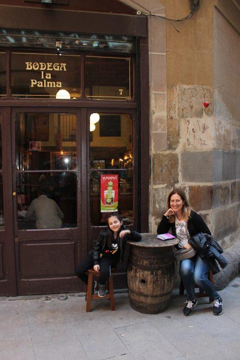 Bodega la Palma Barcellona