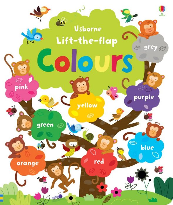Il mondo a colori di Usborne