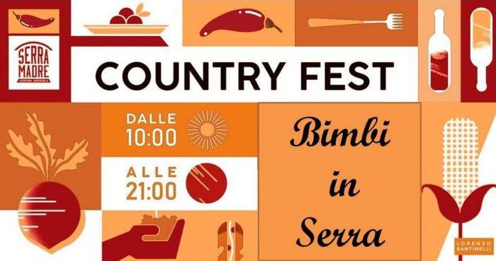 Country Fest Bimbi in Serra
