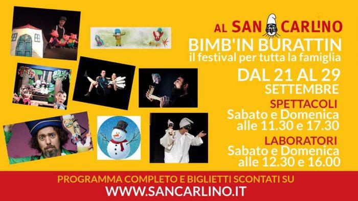 Festival Bimb'in burattin