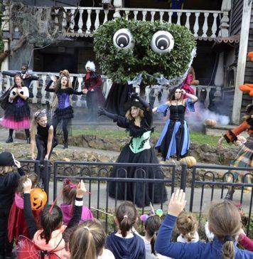 Halloween dei bambini a Luneur Park