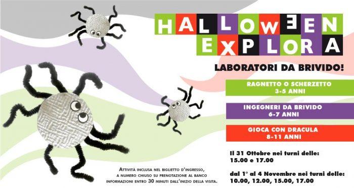 Halloween Bambini Roma Explora