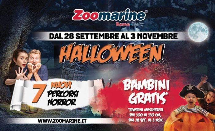 Halloween a Roma con i bambini