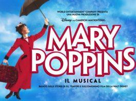 Al teatro Sistina di Roma Mary Poppins Il Musical