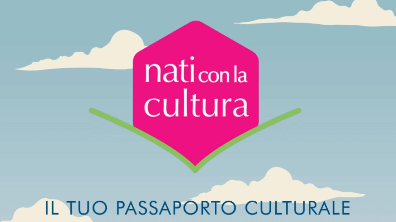 Nati con la cultura.