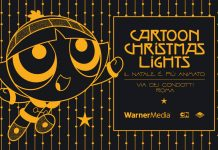 Cartoon Christmas Lighst