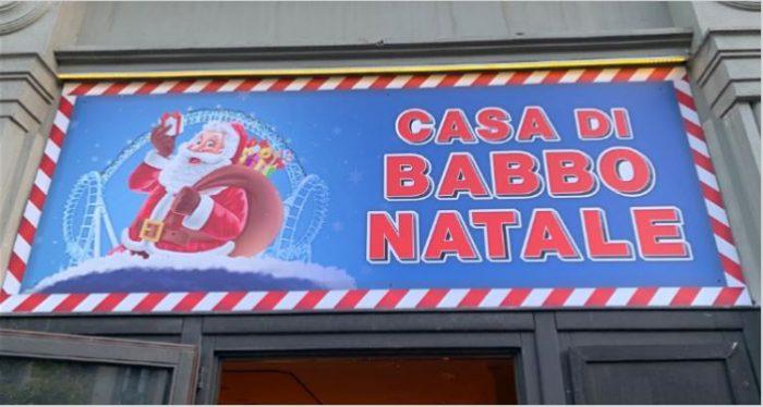 Ingresso _Babbo Natale