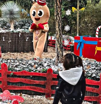 La Magia del Natale al Luneur Park