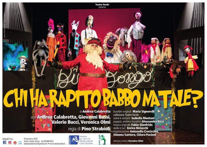 Cosa fare a Roma con i bambini nel weekend 21-22 dicembre