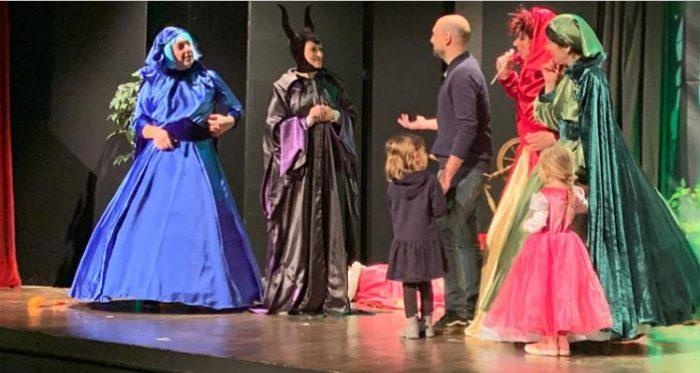 pubblico teatro per famiglie