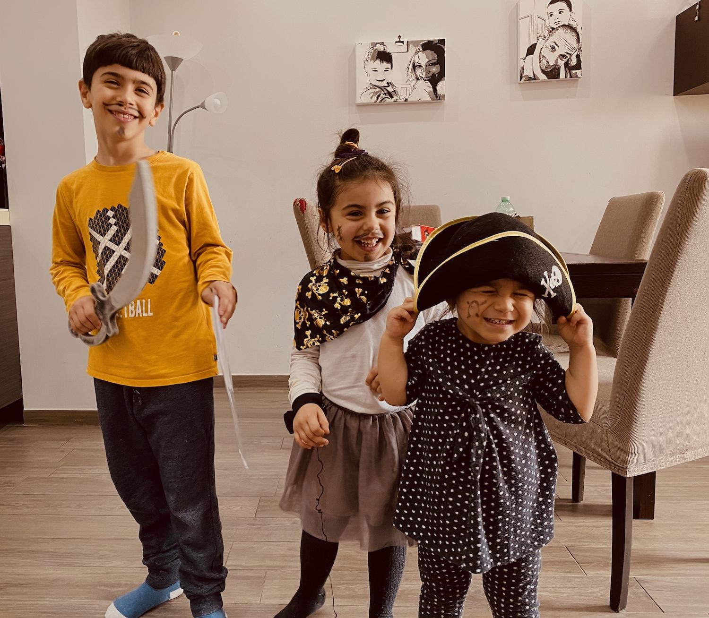 5 cose da fare a casa con i bambini: