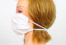 mascherine in puro cotone sanforizzato