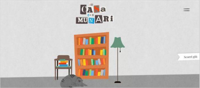 in casa con Munari_sito