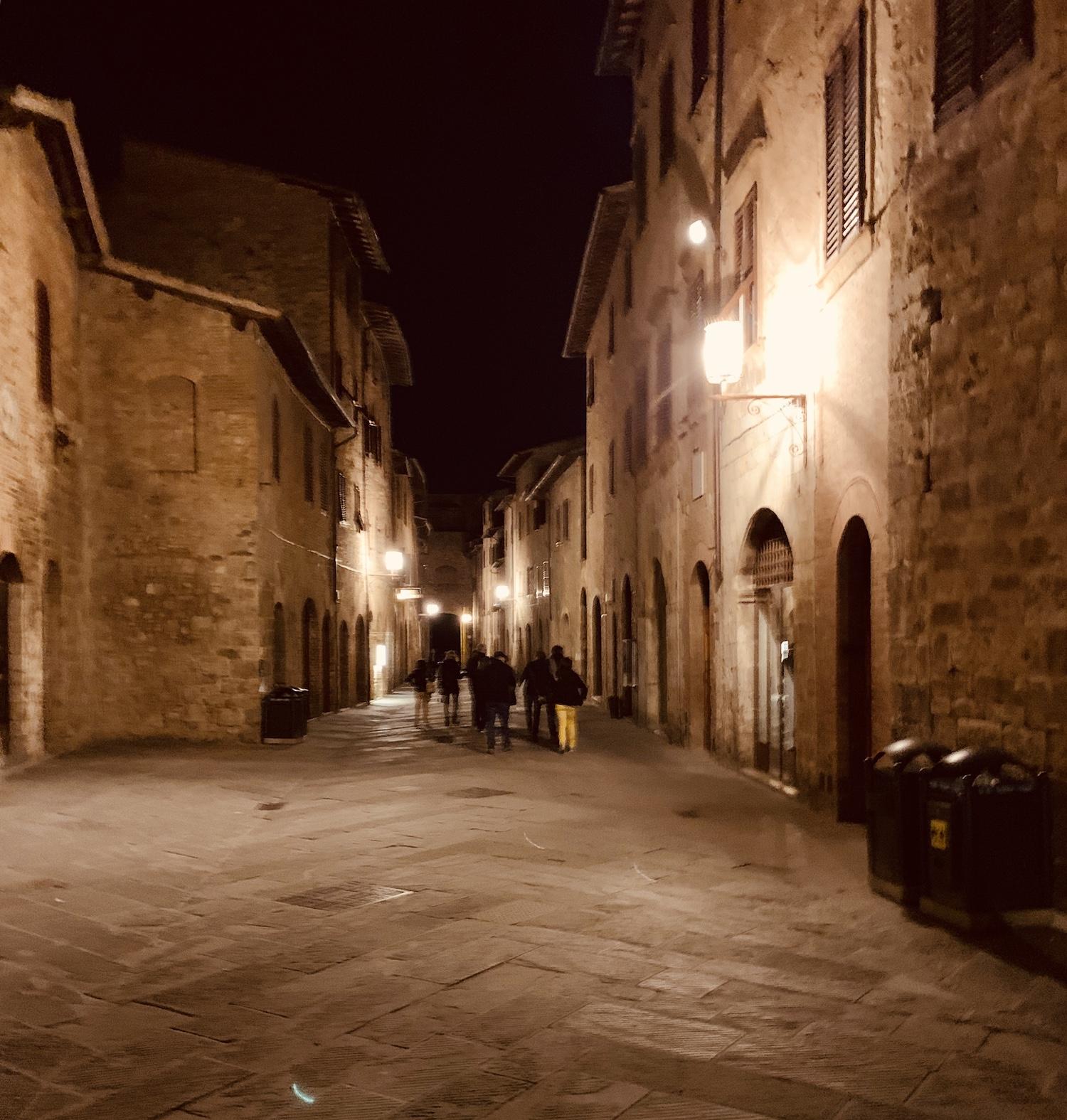 San Gimignano e Certaldo