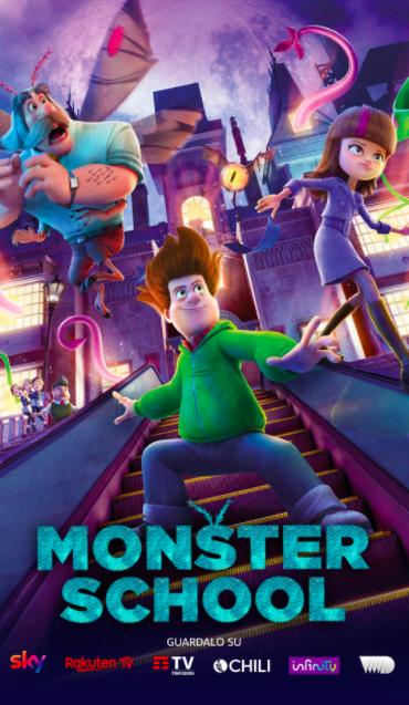 Monster Schoo
