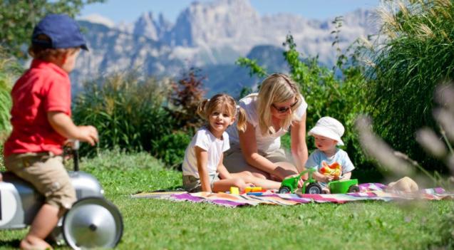 Familienhotels dell'Alto Adige