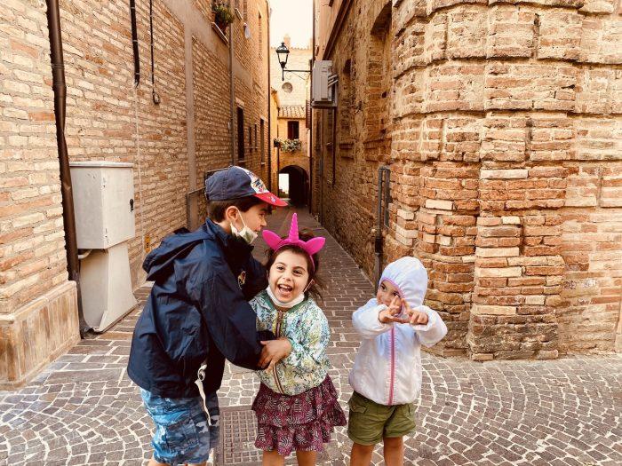 Abruzzo da vivere in famiglia
