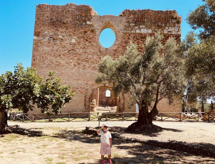 Parco Archeologico Scolacium.