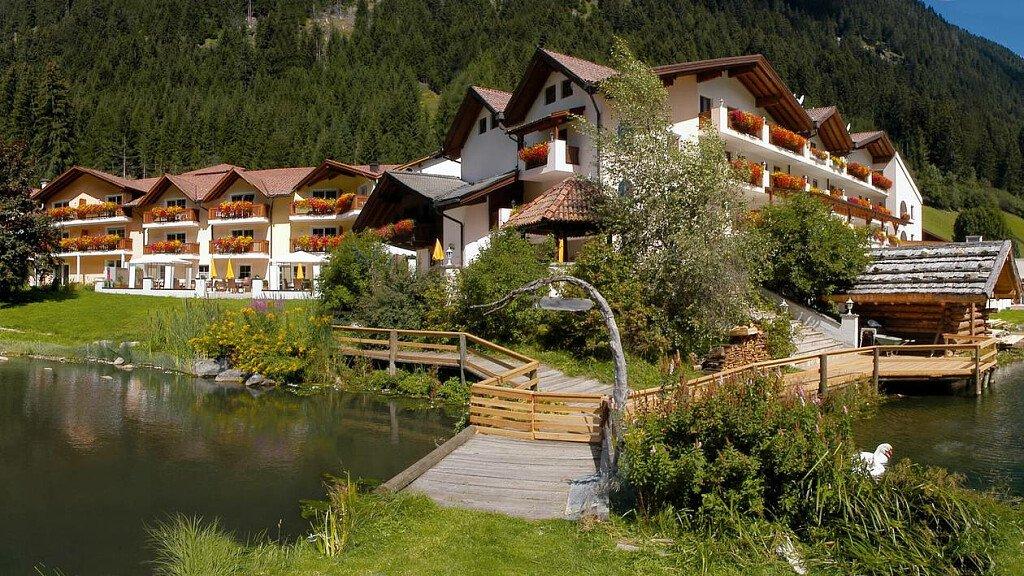 Alphotel Tyrol a Racine