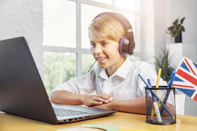 inglese on line per bambini