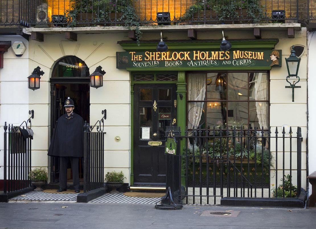 Sherlock Holmes Day